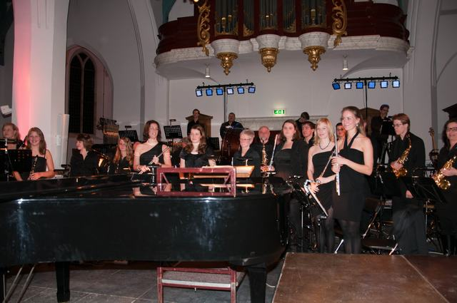 aspirantenorkest 2012 nieuwjaarsconcert