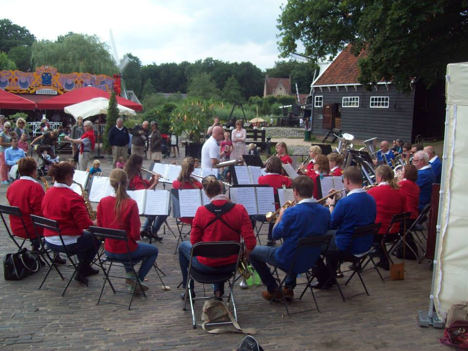 aspiranten optreden Arnhem 2013