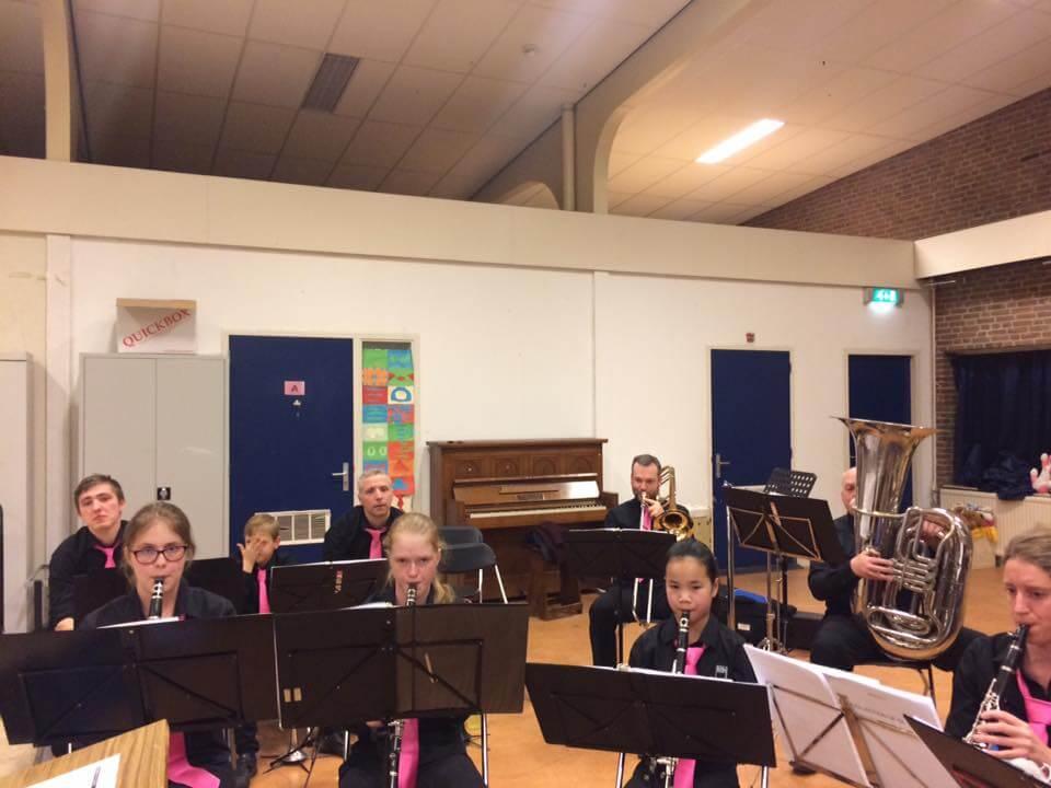AZC katwijk concert