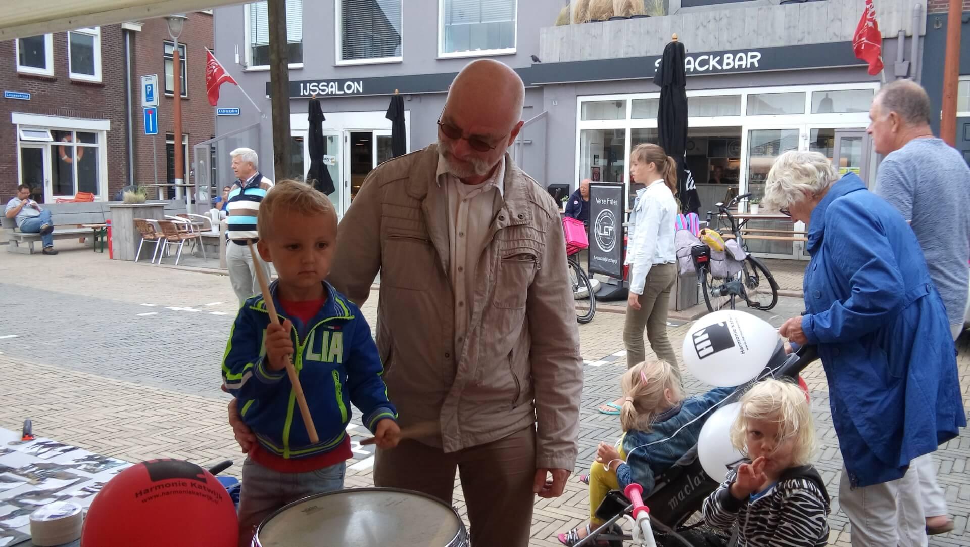 Braderie Najaarsfeesten en Vrijwilligersmarkt