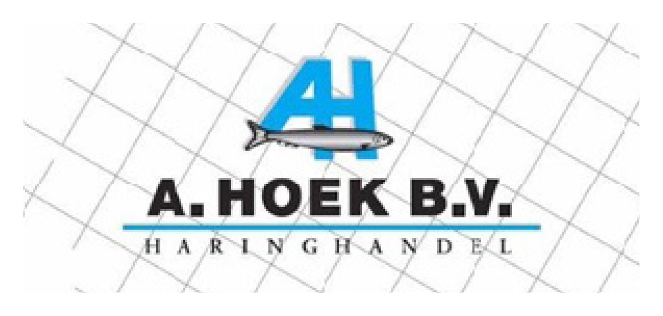 Haringhandel A. Hoek