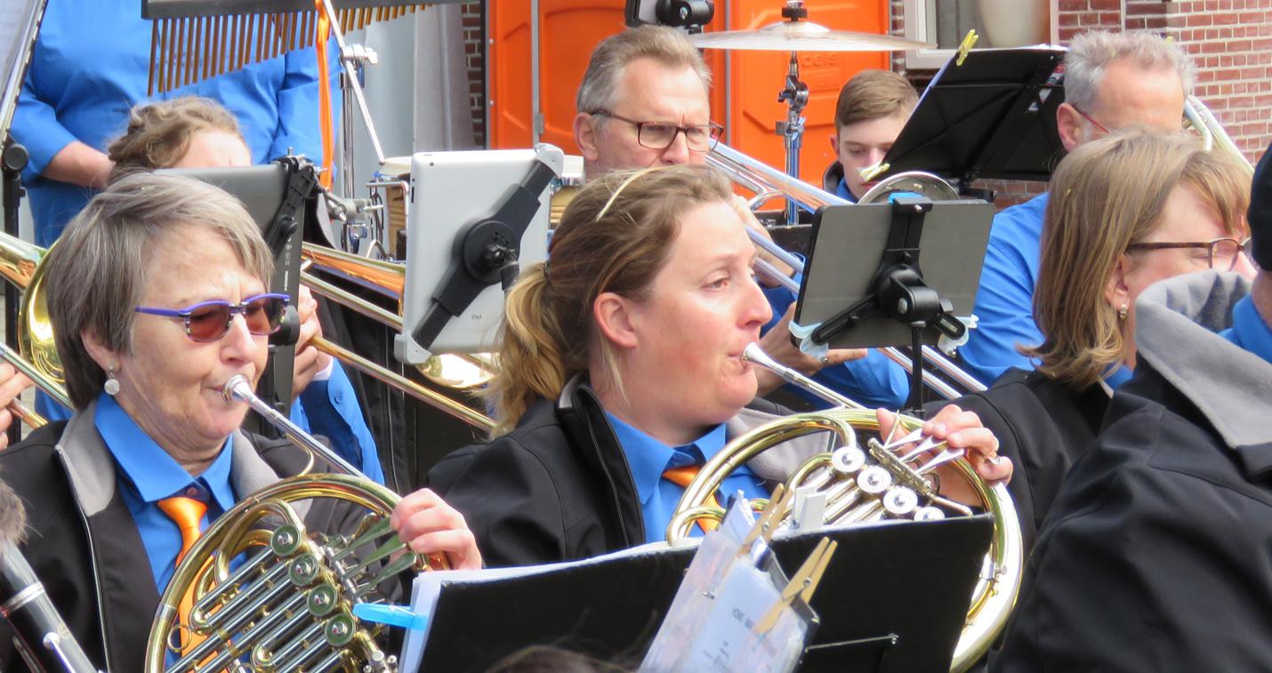 Koningsdag 2019 concert hoorn
