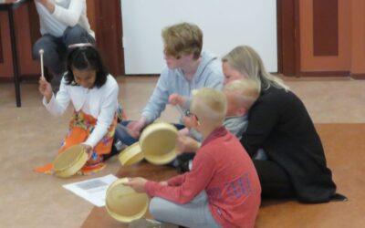 Het eerste Harmonie Kids project zit er weer op!
