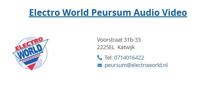 Electro World Peursum