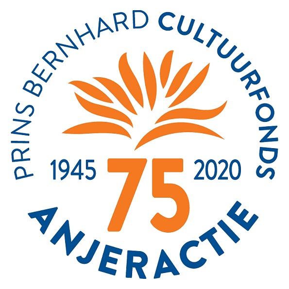 Anjeractie Prins Bernhard Cultuurfonds 75 jaar