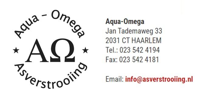 Aqua-Omega Asverstrooiing