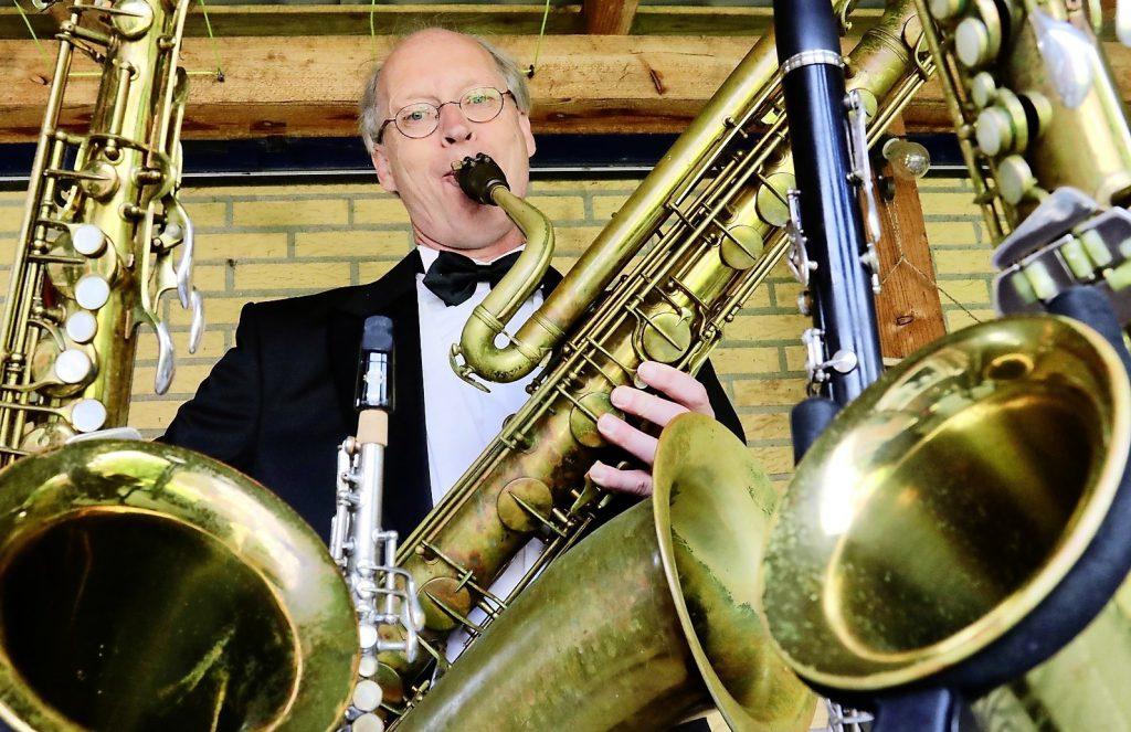 Bert Brandsma solist nieuwjaarsconcert