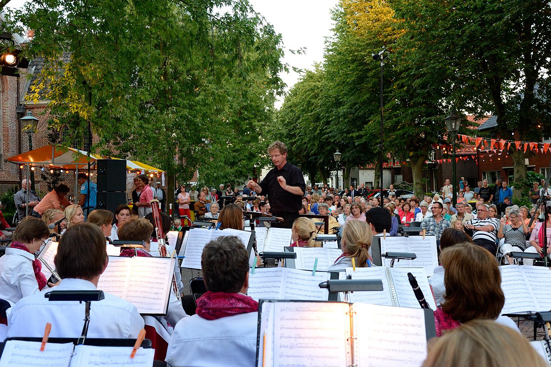 Concert najaarsfeesten 2013