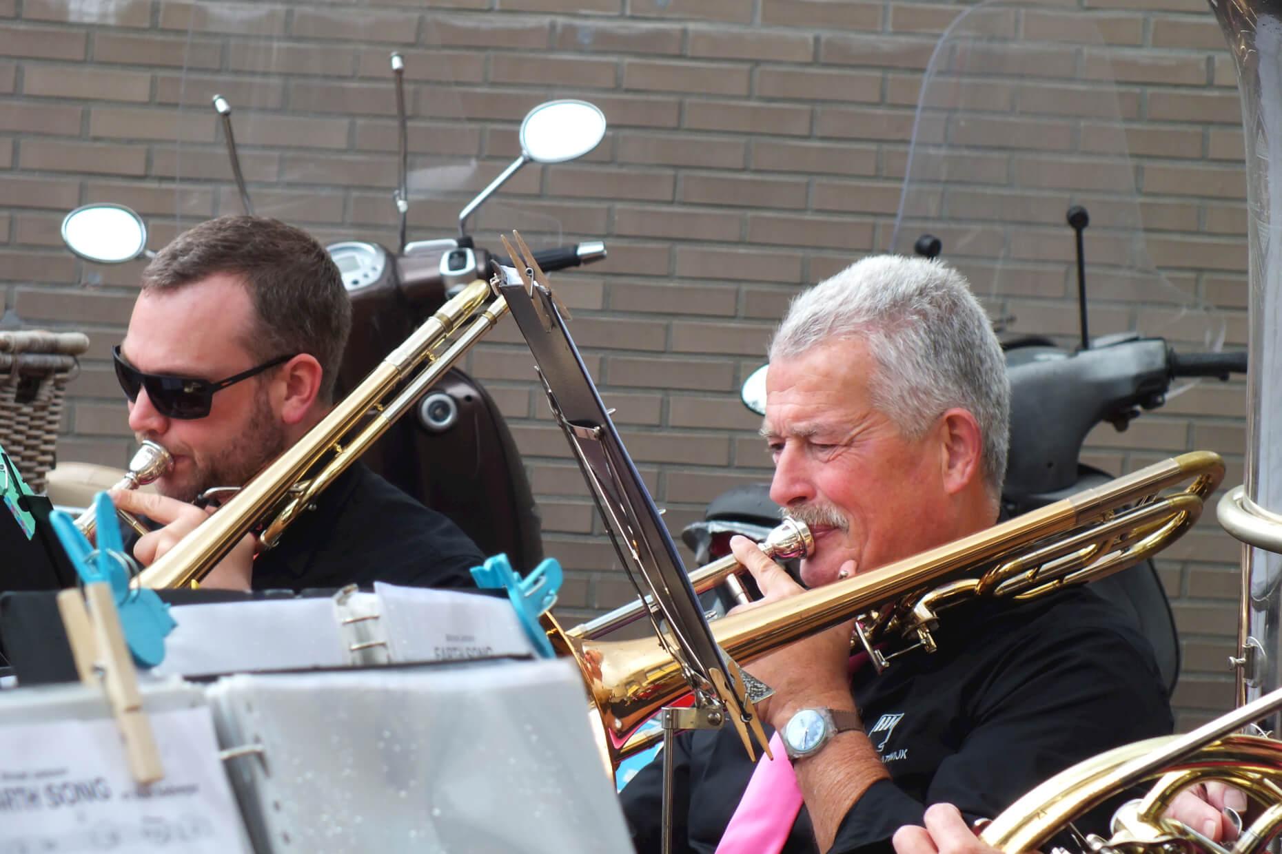 concert aspiranten Zwaaikom Katwijk