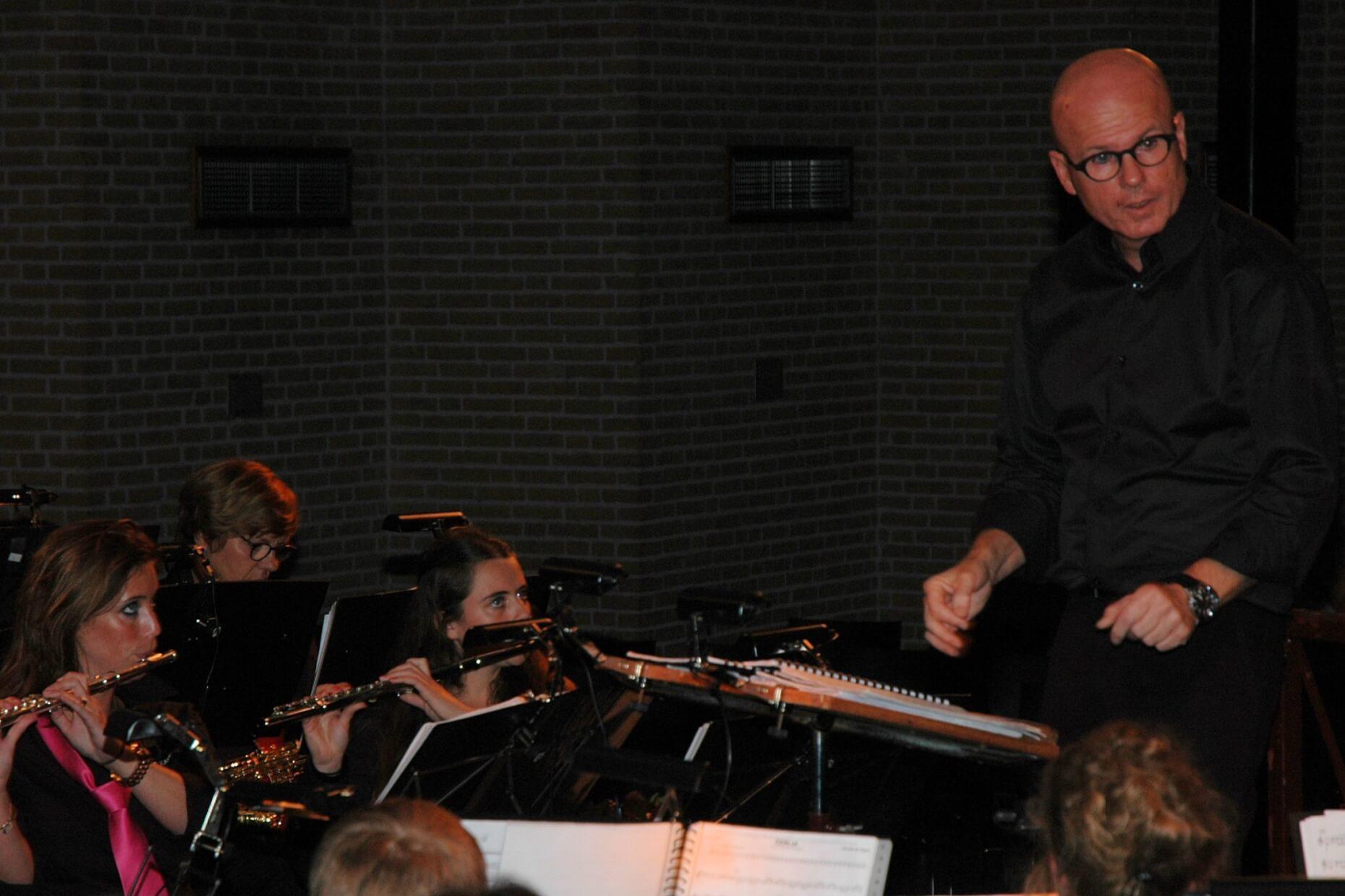 aspirantenorkest najaarsconcert