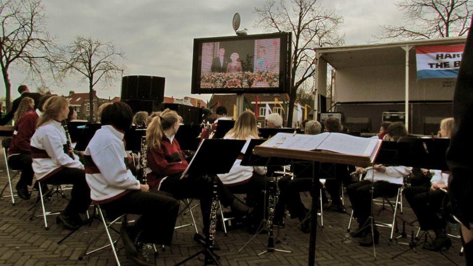 Koninginnedag 2013 Katwijk aan den Rijn