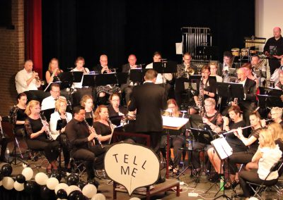 voorjaarsconcert 2018 orkest