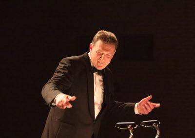rob balfoort dirigent harmonie katwijk