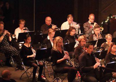 kerstconcert klarinetten