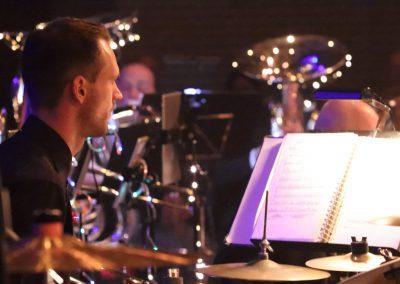 drum kerstconcert harmonie katwijk