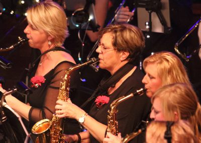 kerstconcert saxofoon
