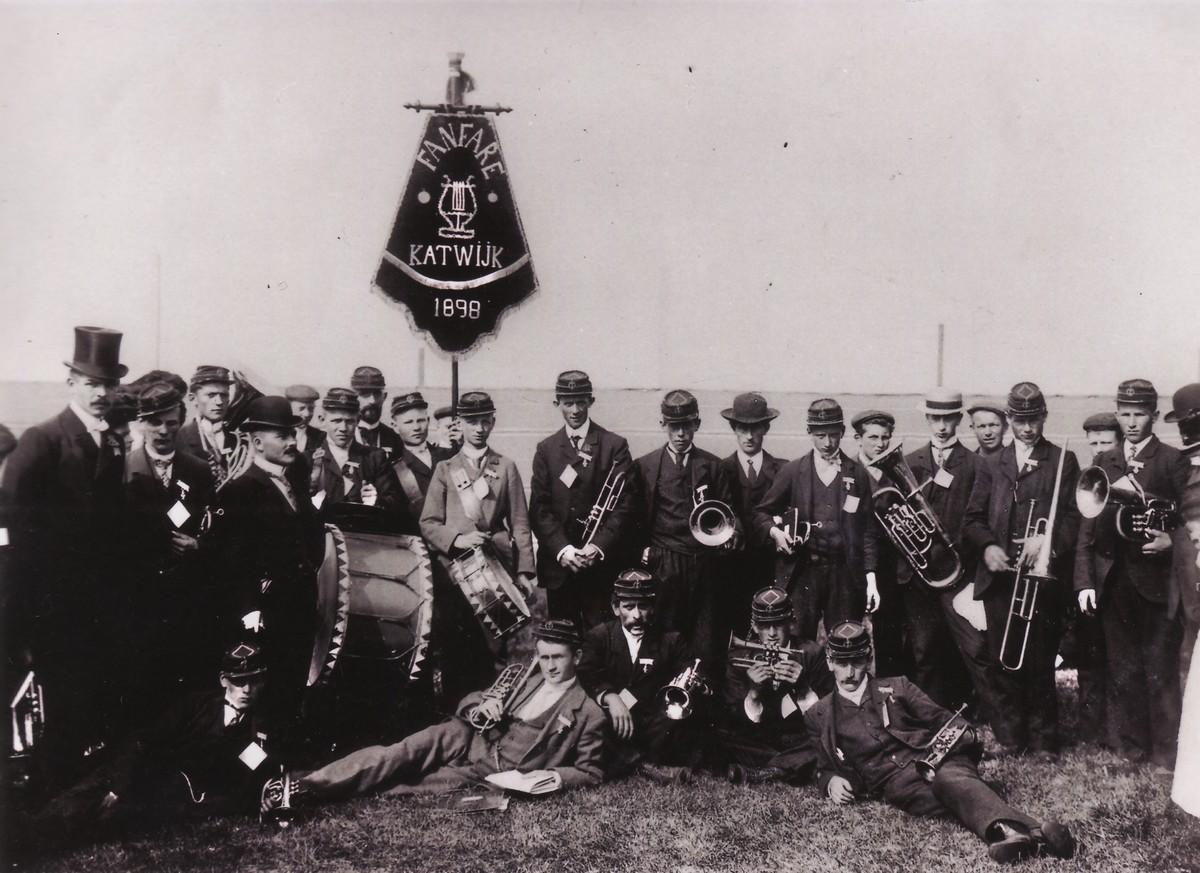 Harmonie Katwijk sinds 1896