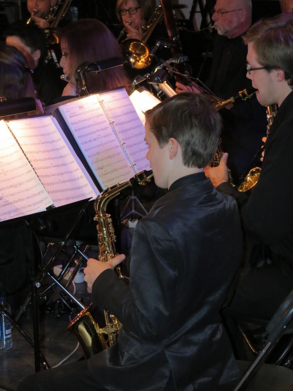 nieuwjaarsconcert 2015 dorpskerk katwijk a/d Rijn