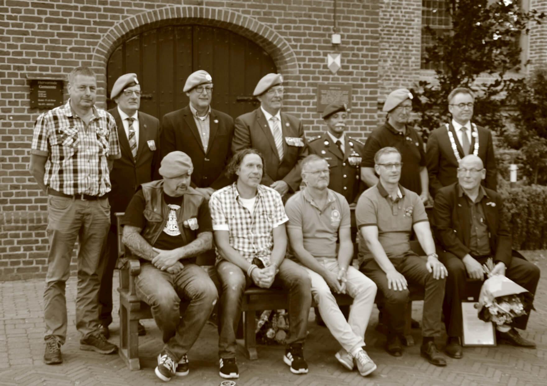 Veteranenconcert Katwijk