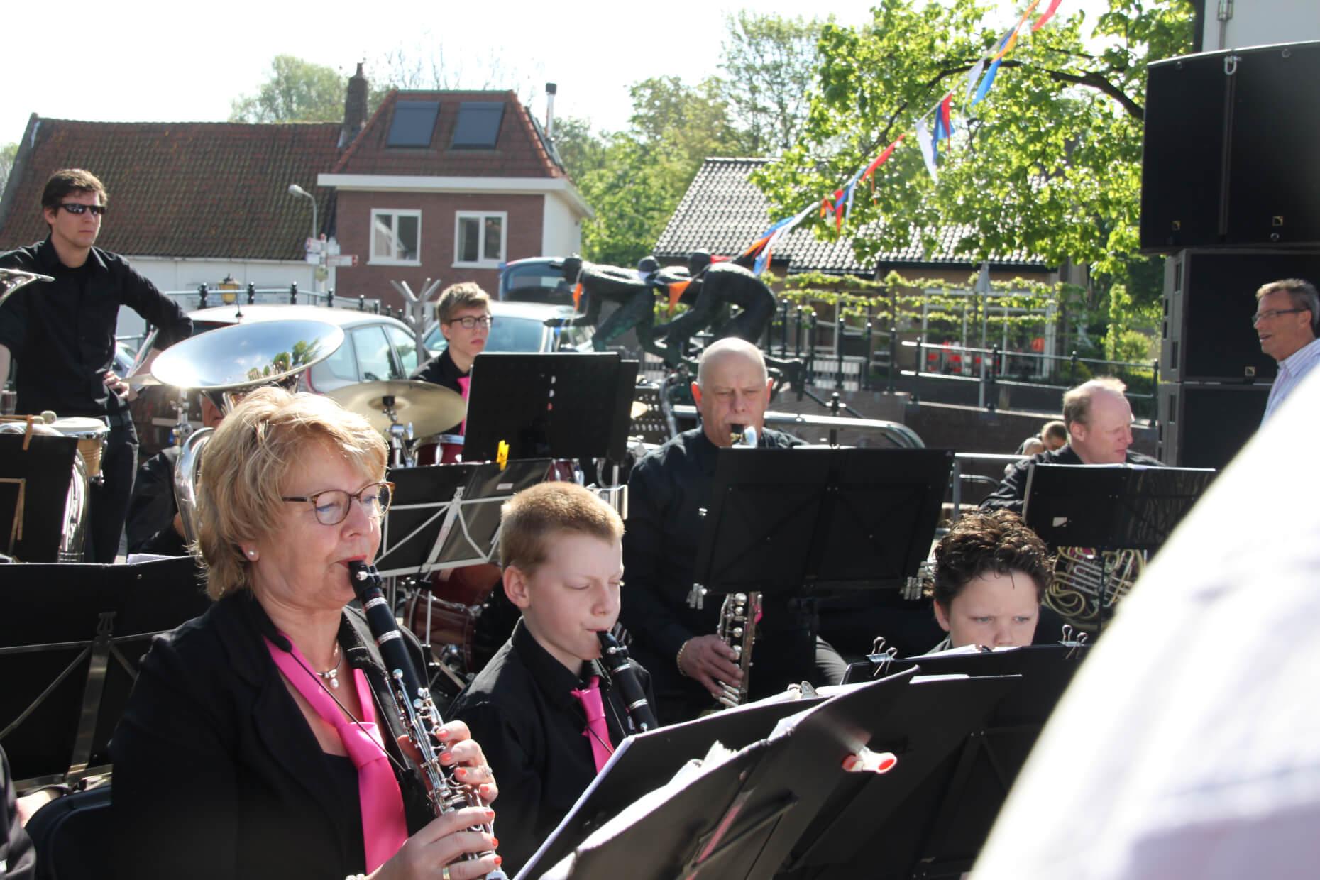 concert aspiranten koningsdag