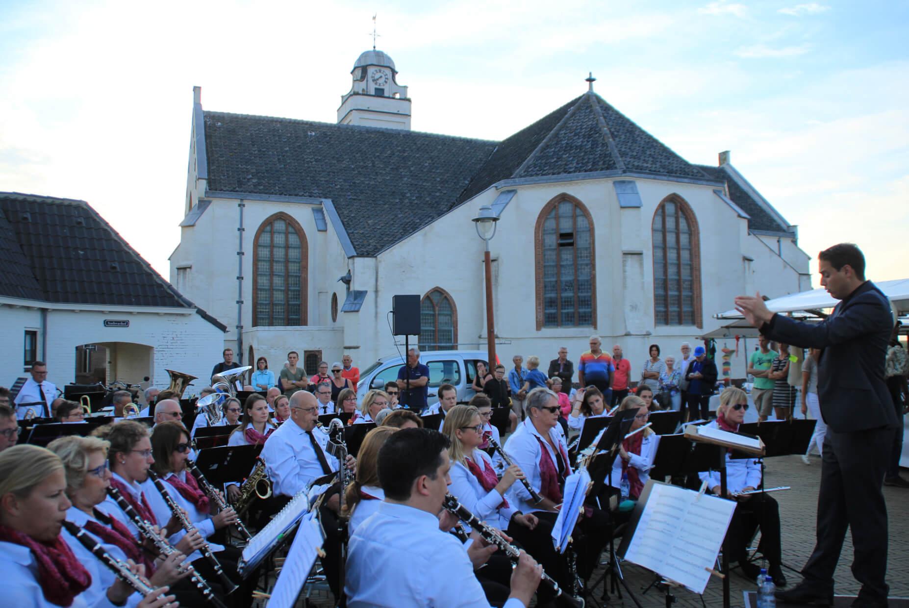 Concert Katwijk aan Zee