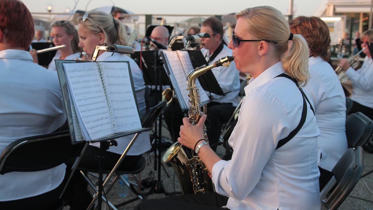 concert muzikanten