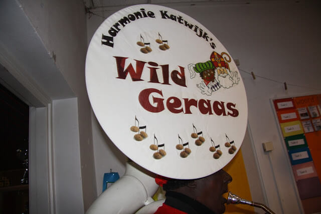 Wild Geraas' Pietenband