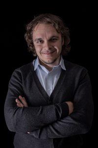 John Haasnoot dirigent aspiranten orkest harmonie katwijk