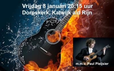 Harmonie Katwijk bereidt zich voor op nieuwjaarsconcert