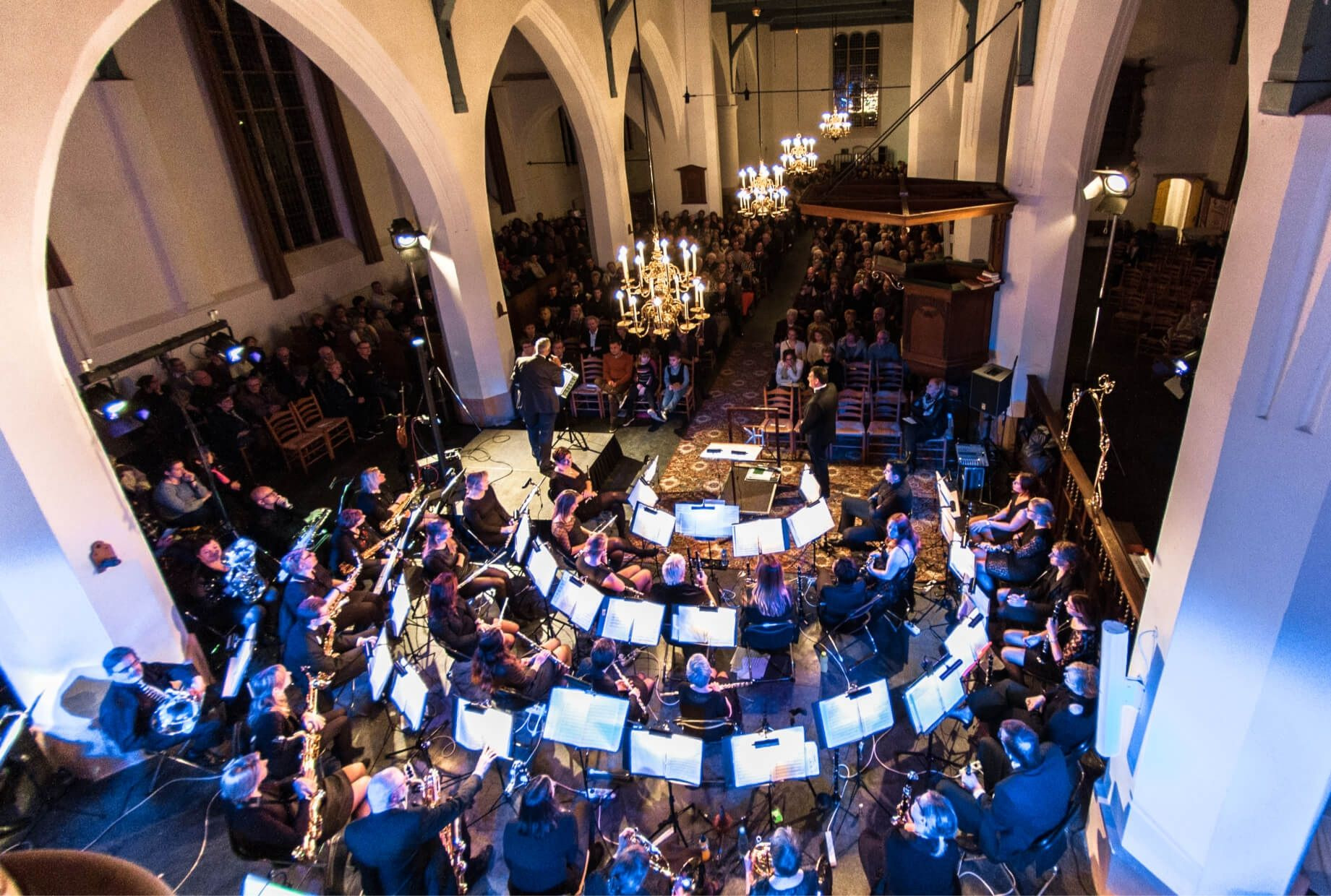 concert Grote Orkest