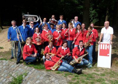 Aspiranten Orkest olv Wilco van den Oever
