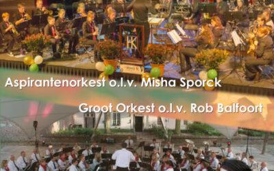 Najaarsconcert Harmonie Katwijk