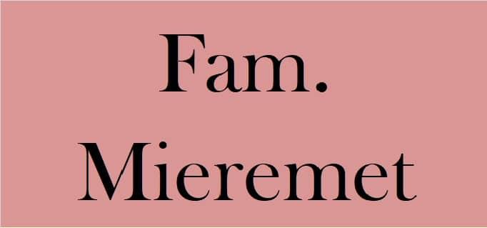 Familie Mieremet