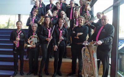 Aspirantenorkest bereikt fantastisch resultaat op SastiVal