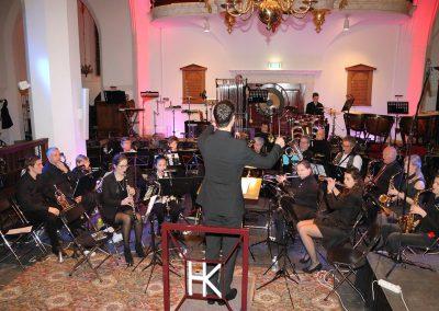 aspirantenorkest nieuwjaarsconcert