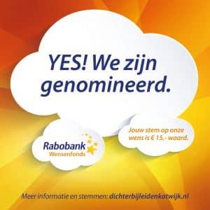 genomineerd rabobank wensenfonds 2018